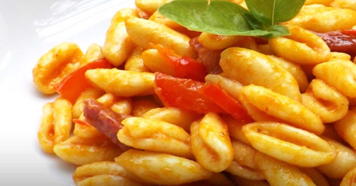Puglia Folk Food Fest-cavatelli